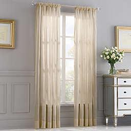 Valeron Opal Sheer Window Curtain Panel