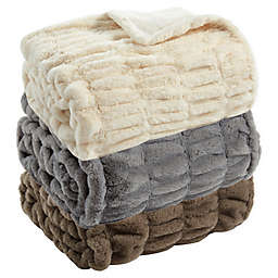 Bee & Willow™ Ruched Throw Blanket