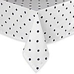 kate spade new york Charlotte Street 60-Inch x 84-Inch Oblong Tablecloth in Indigo