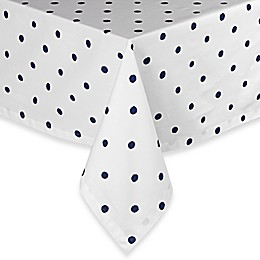 kate spade new york Charlotte Street Tablecloth  in Indigo