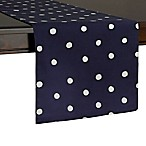 kate spade new york Charlotte Street 90-Inch Table Runner in Navy