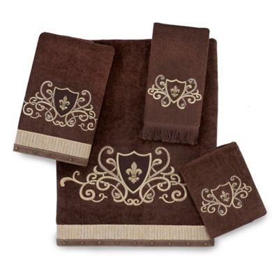 Avanti Yorkshire Bath Towel Collection In Mocha Bed Bath