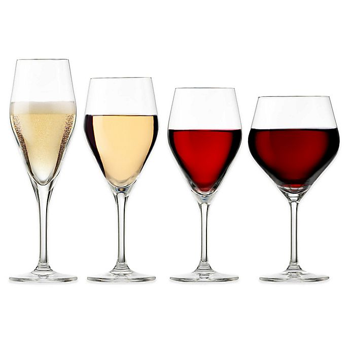 eac73077eaa Schott Zwiesel Tritan Audience Wine Glass Collection | Bed Bath & Beyond