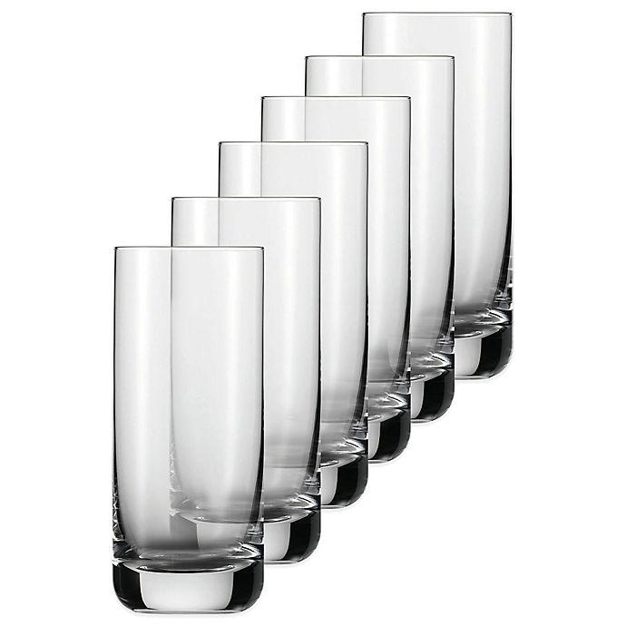 Alternate image 1 for Schott Zwiesel Tritan Convention Iced Beverage Glasses (Set of 6)