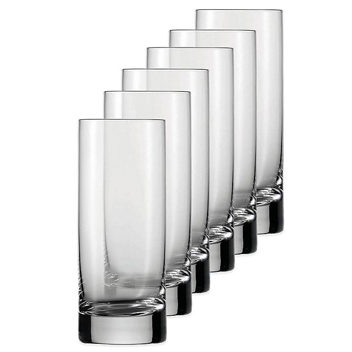 Alternate image 1 for Schott Zwiesel Tritan Paris Collins Glasses (Set of 6)