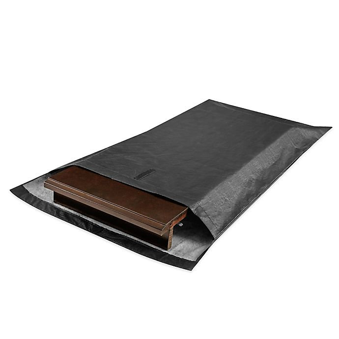 Salt Table Leaf Storage Bag In Black Bed Bath Beyond