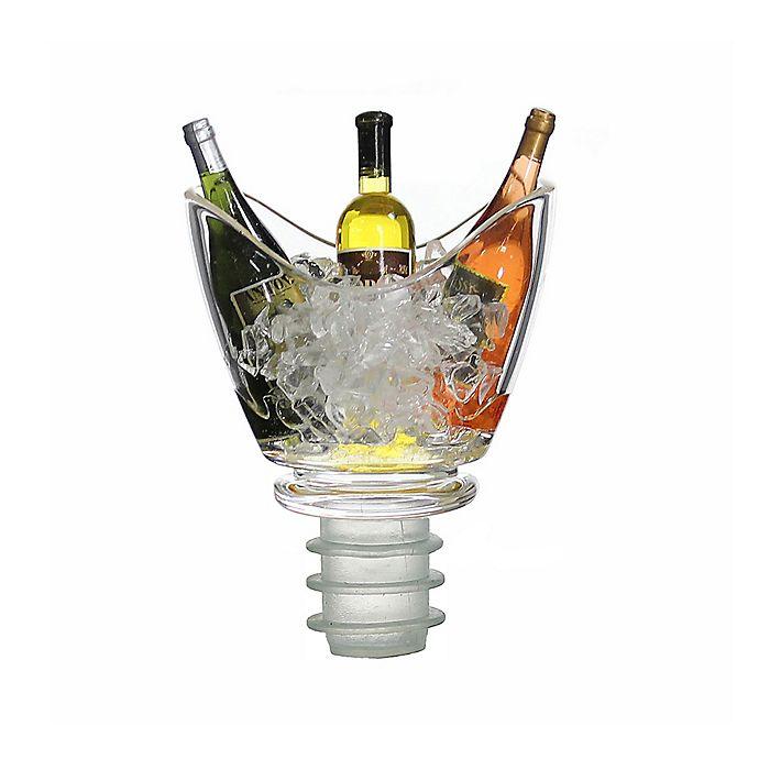 Alternate image 1 for Prodyne Vino Gondola Bottle Stopper