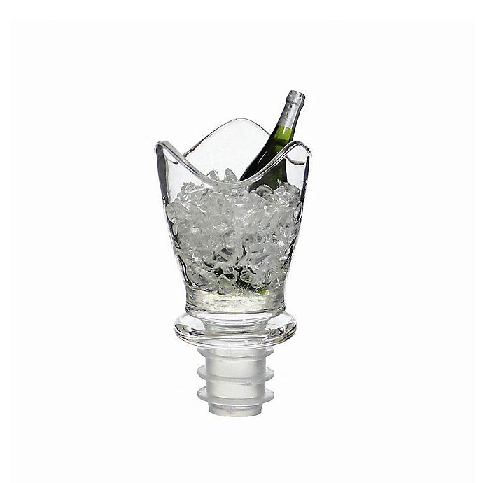 Alternate image 1 for Prodyne Acrylic Salsa Wine Bottle Stopper