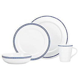 Lenox® Tin Can Alley 4-Piece Place Setting in Navy
