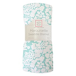 Swaddle Designs® Marquisette Swaddling Blanket in Sea Crystal Lush