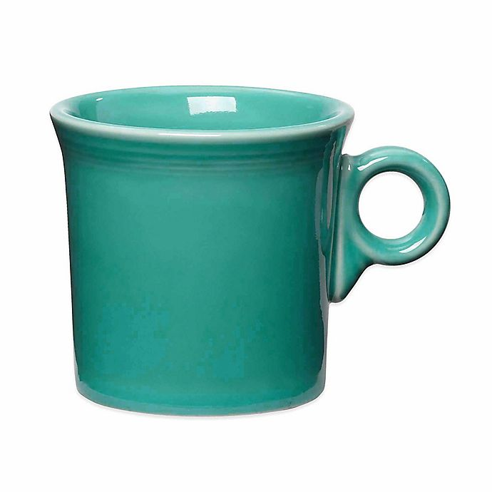 Alternate image 1 for Fiesta® Mug in Turquoise