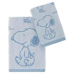 Peanuts™ Snoopy Poses Towel