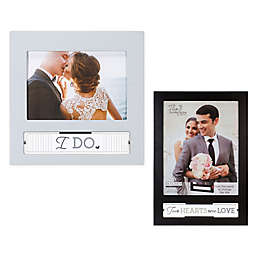 Malden® Wedding Flip It Photo Frame