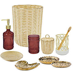 Wild Sage™ Cassidy Glam Global Bath Accessory Collection