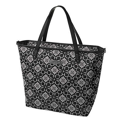 Petunia Pickle Bottom® Downtown Tote in London Mist