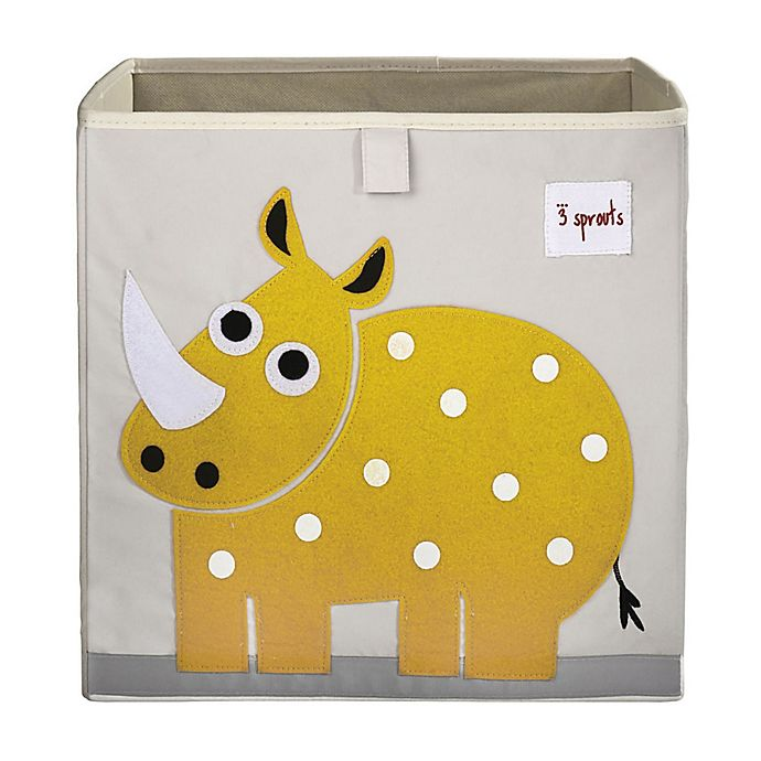 Alternate image 1 for 3 Sprouts Storage Box in Rhino