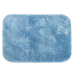 Wamsutta® Duet 17-Inch x 24-Inch Bath Rug in Glacier