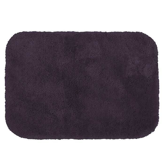 Alternate image 1 for Wamsutta® Duet 17-Inch x 24-Inch Bath Rug in Iris