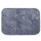 Wamsutta® Duet 20-Inch x 34-Inch Bath Rug in Slate