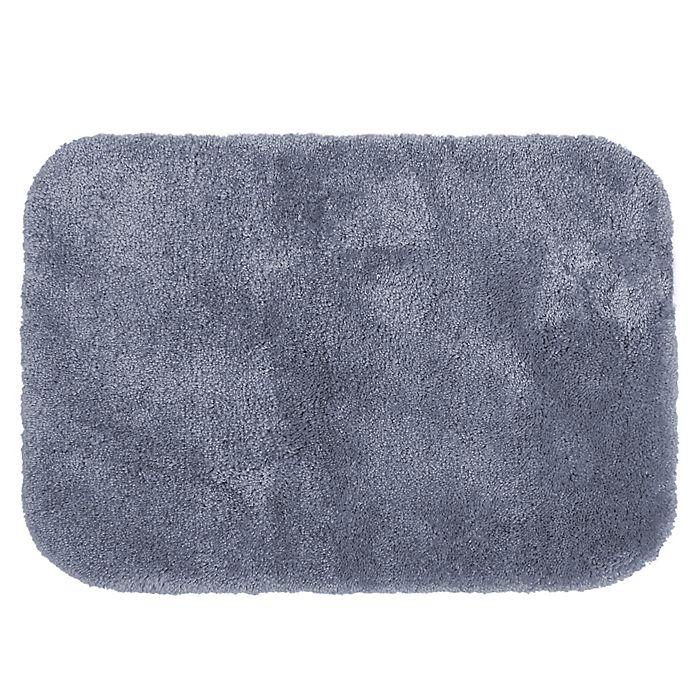 Alternate image 1 for Wamsutta® Duet 17-Inch x 24-Inch Bath Rug in Slate
