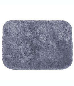 Tapete para baño de Nylon Comforel® Wamsutta® Duet color azul pizarra