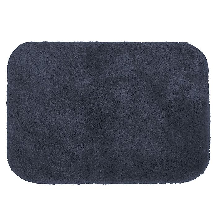 Alternate image 1 for Wamsutta® Duet 17-Inch x 24-Inch Bath Rug in New Blue