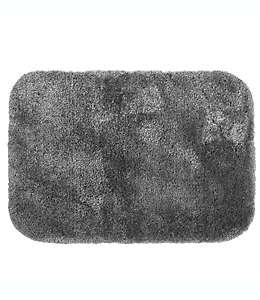 Tapete de nylon para baño Comforel® Wamsutta® Duet color gris peltre