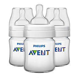 Philips Avent Classic+ 3-Pack 4 Oz. Bottles