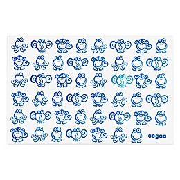 oogaa® Reusable Silicone Placemat in Blue