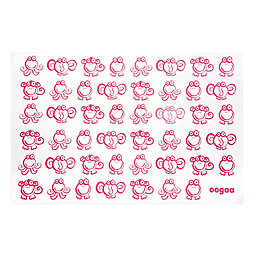 oogaa® Reusable Silicone Placemat in Pink