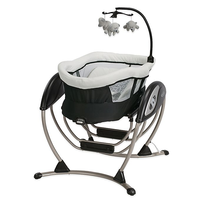 f6b17bf9dad4 Graco® DreamGlider™ Gliding Seat   Sleeper in Sutton™