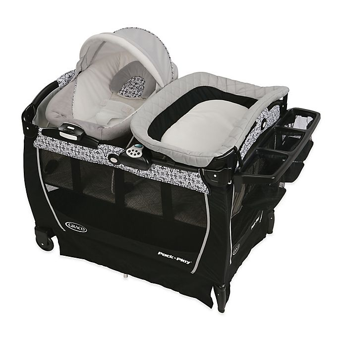 Alternate image 1 for Graco® Pack 'n Play® Playard Snuggle Suite™ LX in Sutton™