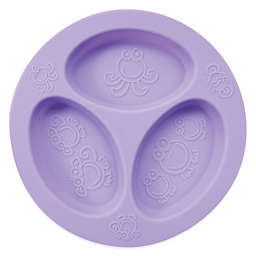 oogaa® 4 oz. Silicone Divided Plate