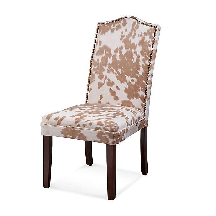 Bassett Furniture Dining Chairs: Bassett Mirror Company Camelback Nailhead Parsons Dining