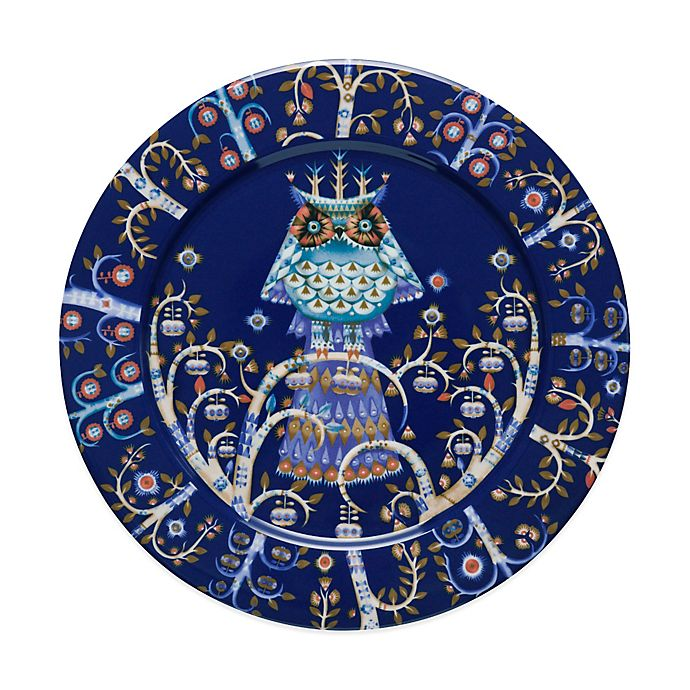 Alternate image 1 for Iittala Taika 10.5-Inch Dinner Plate in Blue