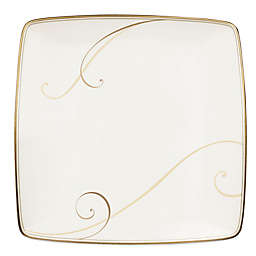 Noritake® Golden Wave Large Square Accent Plate