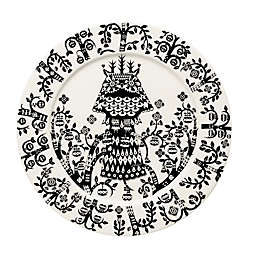 Iittala Taika 10.5-Inch Dinner Plate in Black