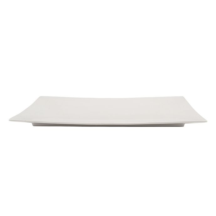 Alternate image 1 for Nevaeh White® by Fitz and Floyd® 17-Inch Rectangular Platter