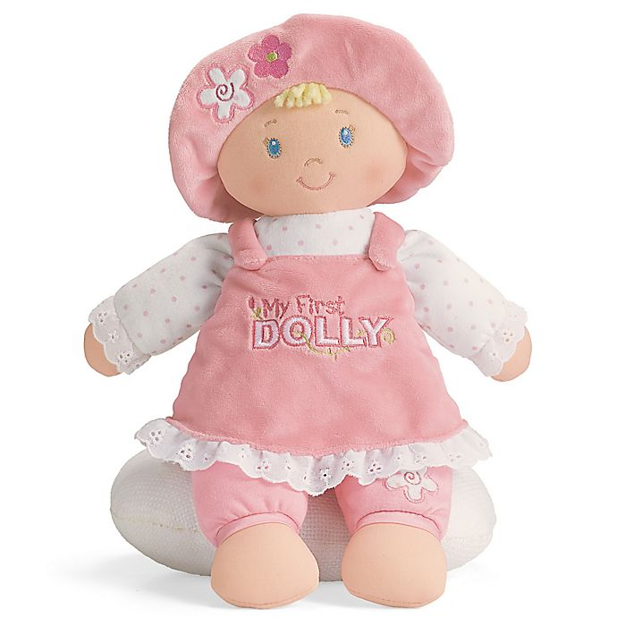 Alternate image 1 for Gund® My First Dolly Plush Toy