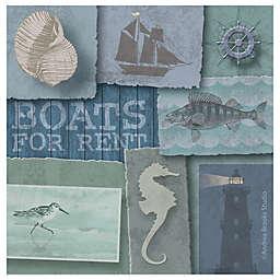 Thirstystone® Coastal Boat For Rent Coaster