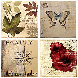 Thirstystone® Sentiments Coaster Collection