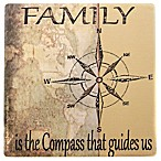 Thirstystone® Square Occasions  Family Is...  Coaster