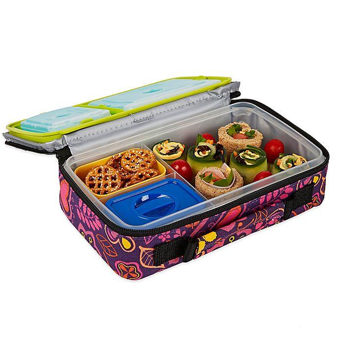 Alternate image 1 for Fit & Fresh® Bento Lunch Box Kit