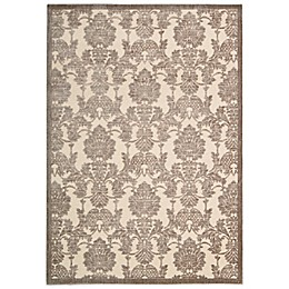 Nourison Graphic Illusions Machine Woven Rug