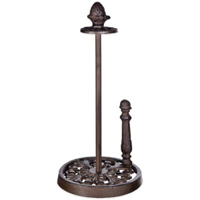Cast Iron Paper Towel Holder Bed Bath Amp Beyond