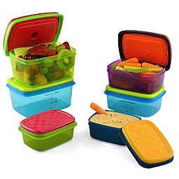 Fit & Fresh® 14-Piece Kids Food Storage Container Set