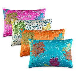J by J. Queen New York Caroline Boudoir Throw Pillow