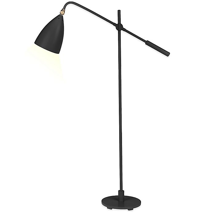Alternate image 1 for Kenneth Cole Reaction Home Counterbalance Floor Lamp