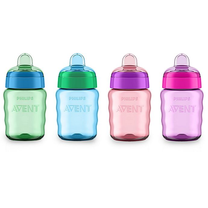 Alternate image 1 for Philips Avent 2-Pack 9 oz. My Easy Sippy Cup