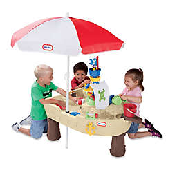Little Tikes® Deluxe Anchors Away Pirate Ship Water Table with Canopy